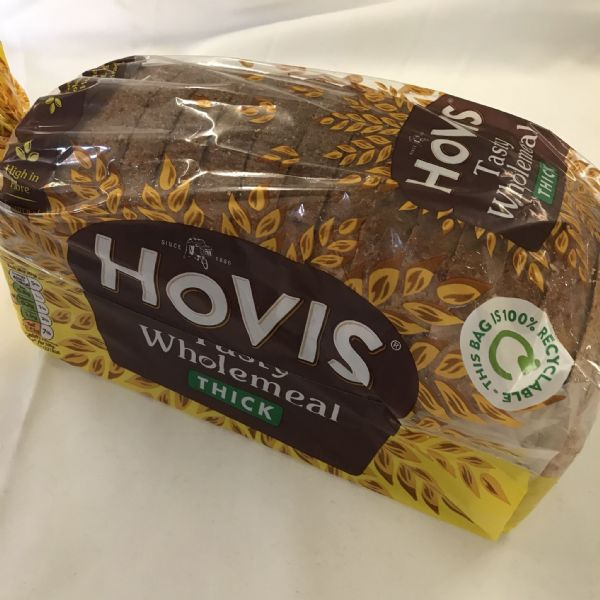 FROZEN Bread Hovis Wholemeal